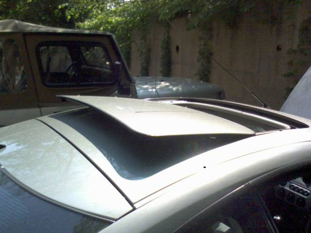 How To Install Sunroof W Pics