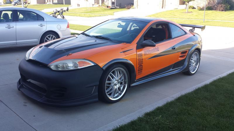 Orange/Grey Cougar has arrived-20151003_164611.jpg