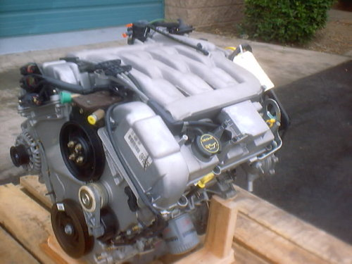 Whats The Difference From A 2001 25 And 1999 Duratec