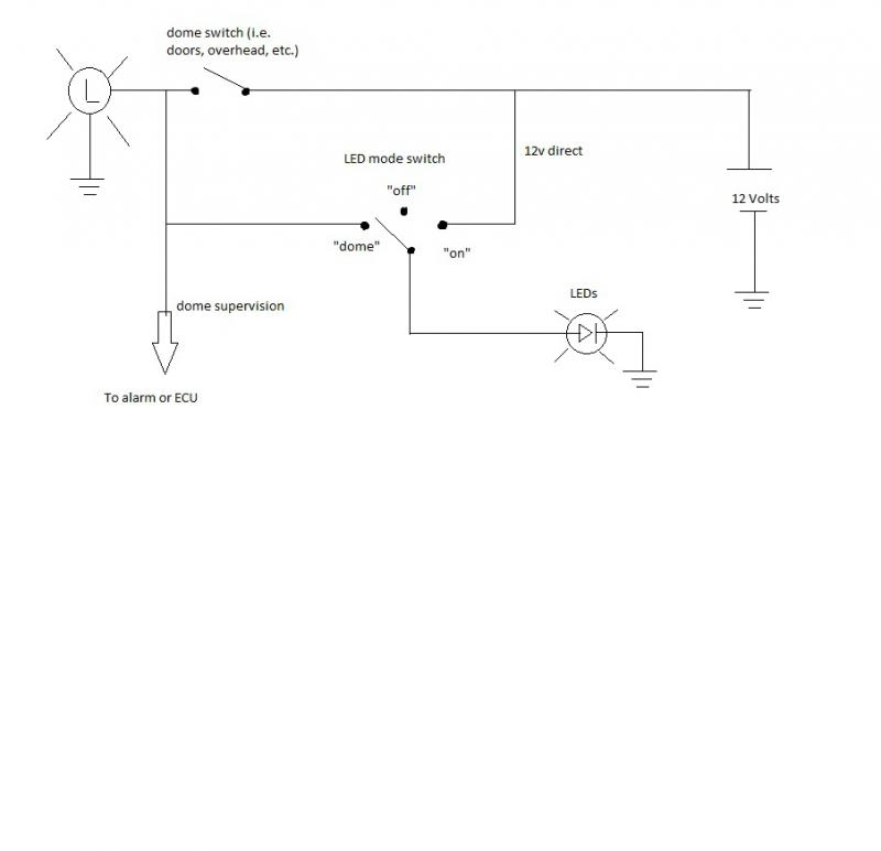 dome light wire dome light wire led schematic jpg