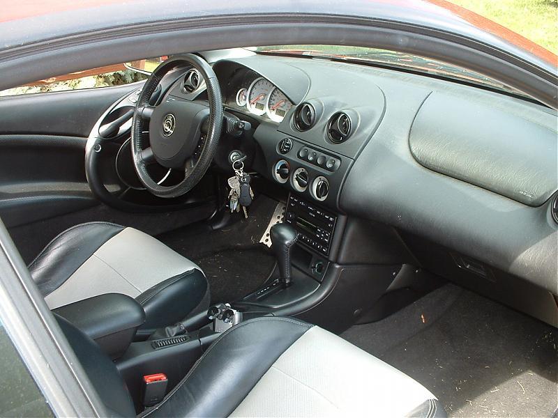 Fs 2002 Mercury Cougar Xr 35th Anniversary Edition