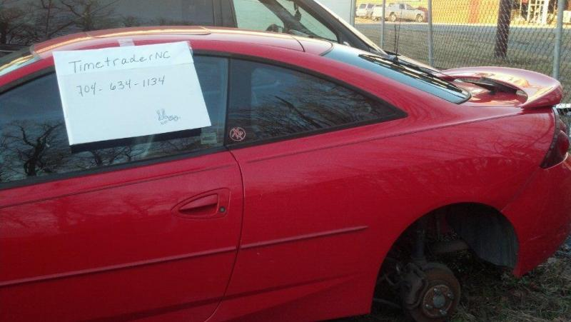2002 Mercury Cougar Xr Parting Out Everything For Sale