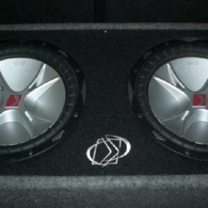 "My Kickercompvr 12""s!"