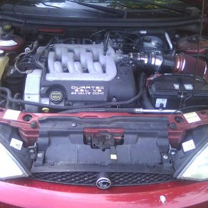 *2002 2.5l ATX* Engine as purchased