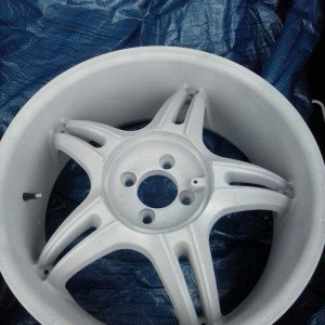Custom Machined 20 inch Rims